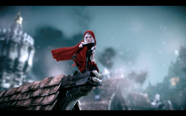 Woolfe: The Redhood Diaries (Screenshot: Golem.de)