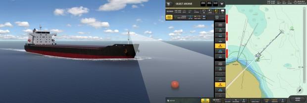 Projekt Munin: Die Sensorik für die unbemannten Schiffe setzt auf heutigen Systemen auf.  (Bild: Fraunhofer CML)