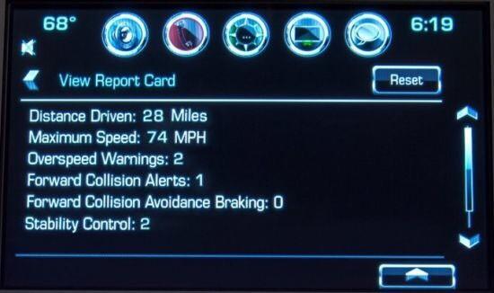 Teen Driver (Bild: General Motors)