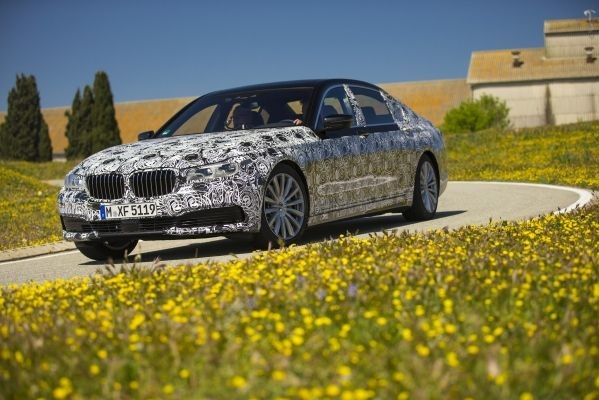 7er BMW (Bild: BMW)
