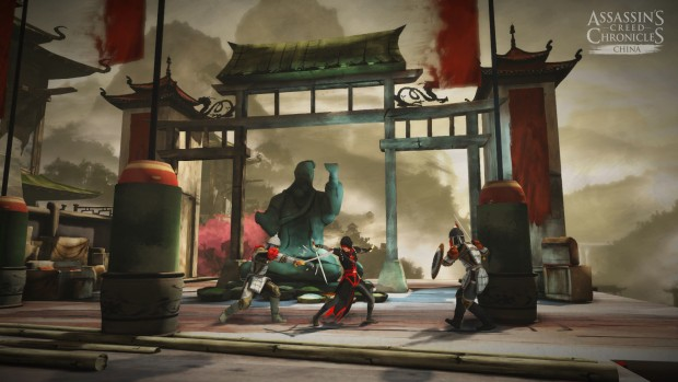 Assassin's Creed Chronicles China (Bild: Ubisoft)