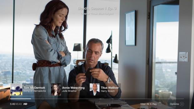 Aktiviertes X-Ray in der Fernsehserie Bosch (Bild: Amazon)