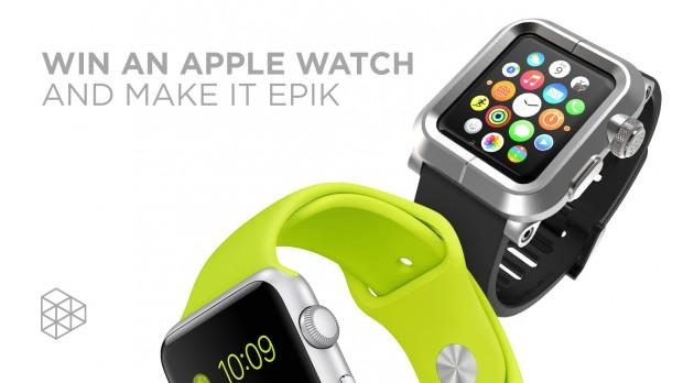 Epik Apple Watch Kit (Bild: Epik )