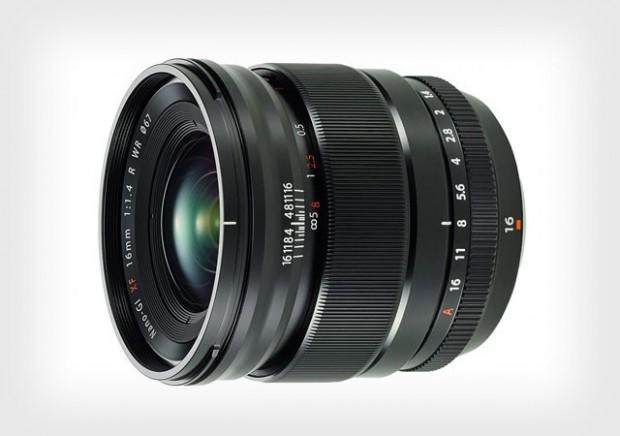 Fujinon XF16mm F1.4 R WR (Bild: Fujifilm)