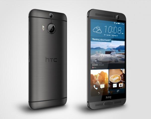 Das One M9+ von HTC (Bild: HTC)