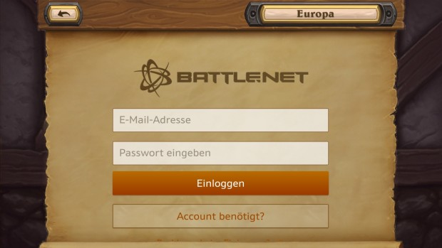 Hearthstone auf einem Smartphone (Screenshots: Golem.de)