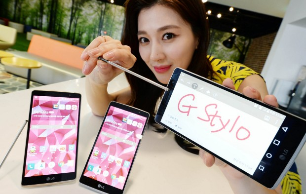 Das neue LG G Stylo (Bild: LG)
