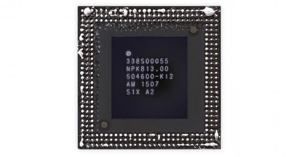 Apples SSD-Controller (Bild: iFixit)