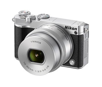Nikon 1 J5 (Bild: Nikon)