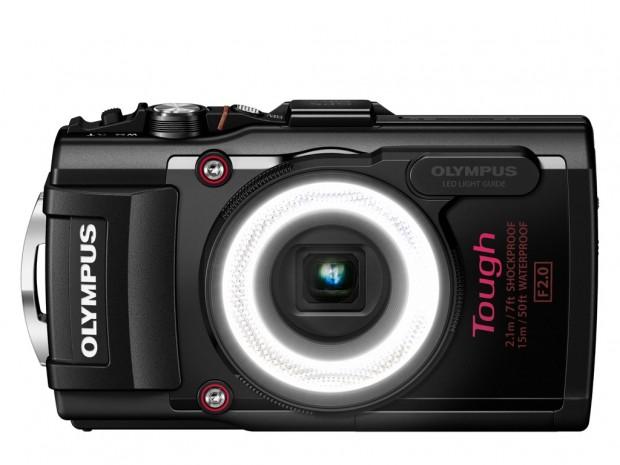 Olympus tough tg 4: scheibchenfokussierung mit der outdoorkamera