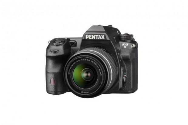 Pentax K-3 II (Bild: Ricoh)
