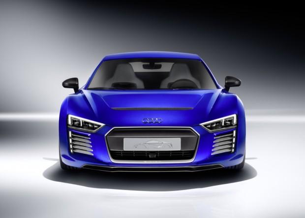 Audi R8 e-tron (Bild: Audi)