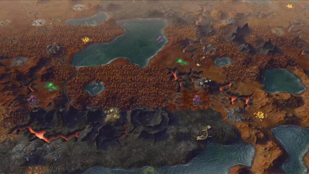 Beyond Earth: Rising Tides (Bild: Firaxis Games)