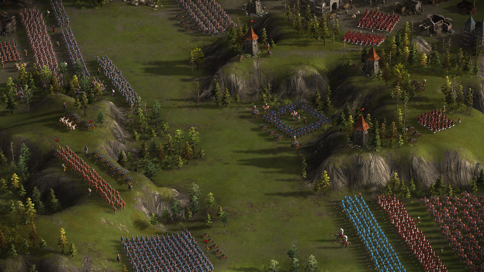 GSC Game World: Cossacks 3 statt Stalker - Cossacks 3 (Bild: GSC Game World)