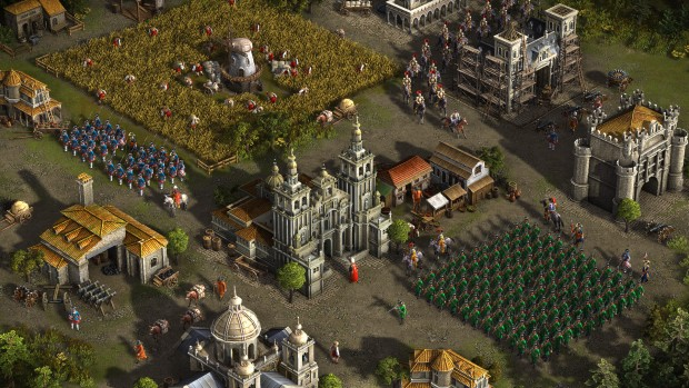 Cossacks 3 (Bild: GSC Game World)