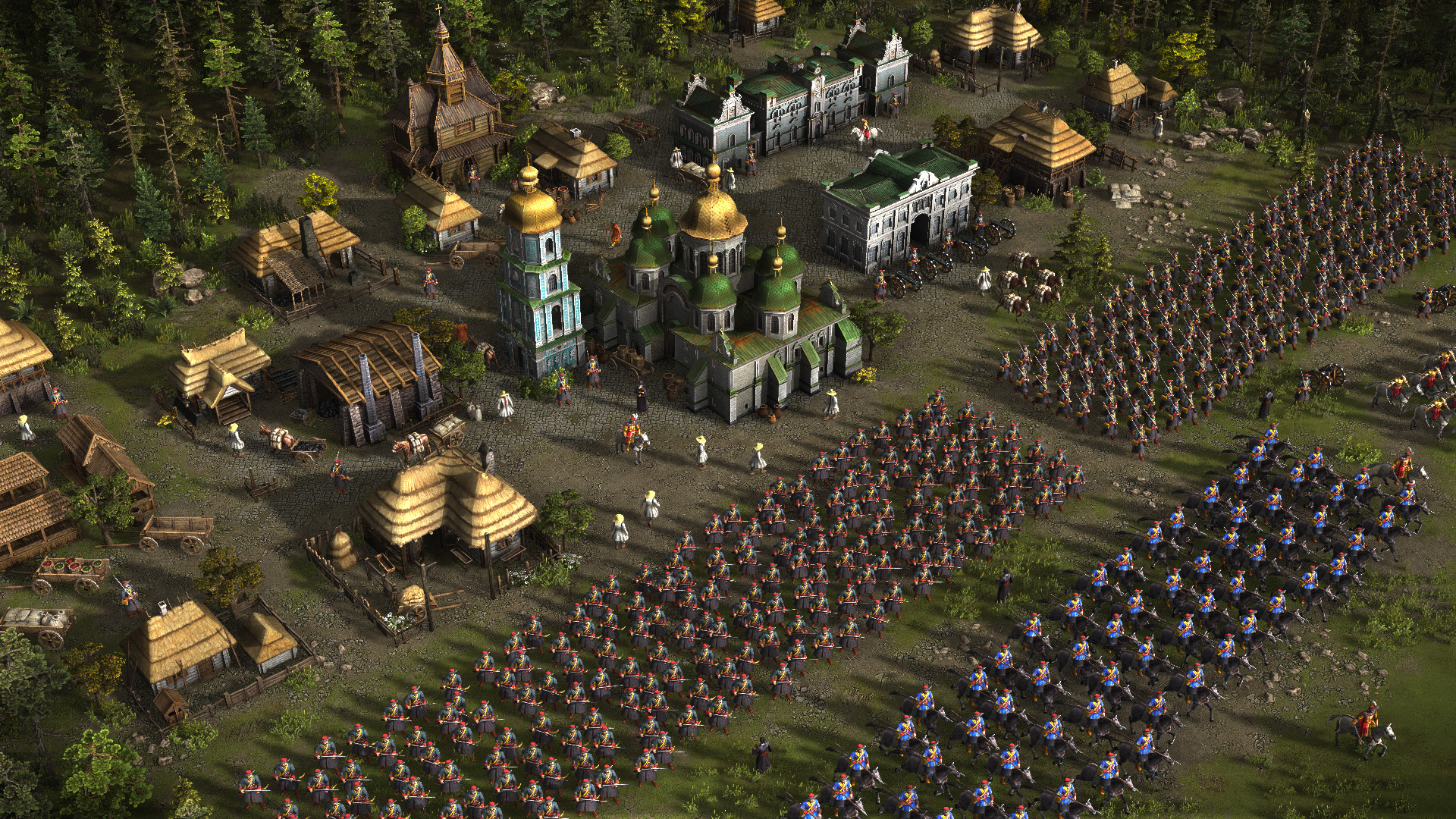GSC Game World: Cossacks 3 statt Stalker - Cossacks 3 (Bild: GSC Game World)