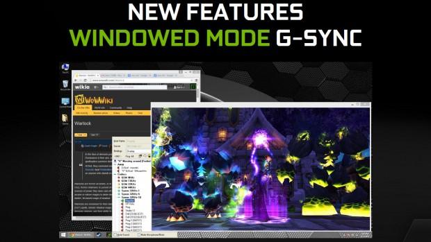 G-Sync für Notebooks (Bild: Nvidia)