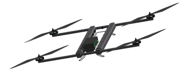 Hycopter (Bild: Horizon Unmanned Systems)