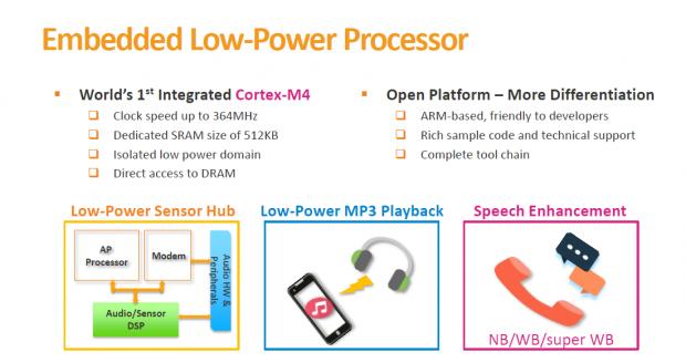 Der Low-Power-Core arbeitet unabhängig. (Bild: Mediatek)