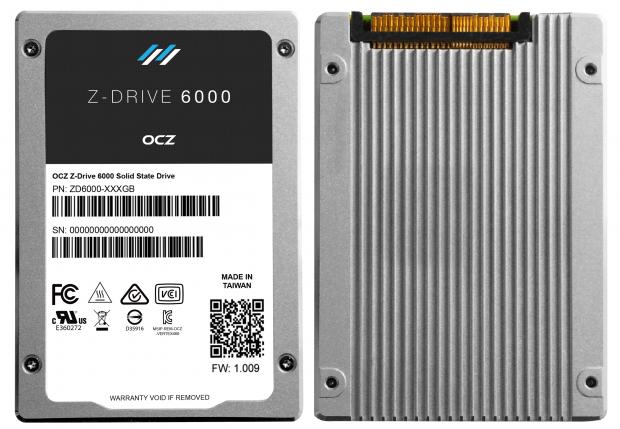 Z-Drive 6000 (Bild: OCZ)