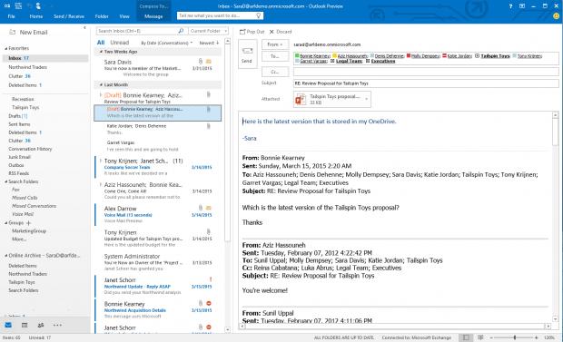 Microsoft: Office 2016 Preview gibt es kostenlos zum ...