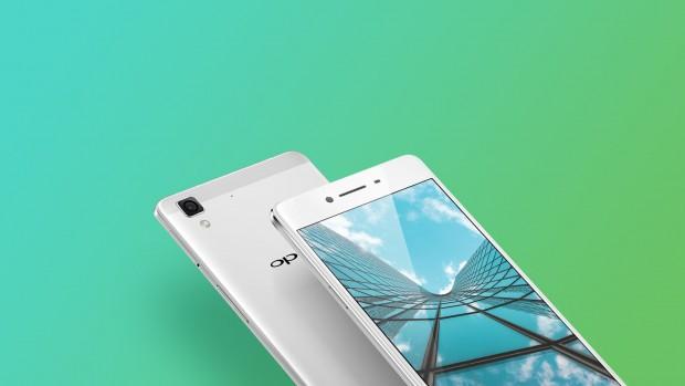 Das neue Oppo R7 (Bild: Oppo)