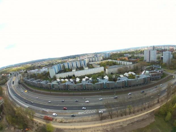 Bild aus 50 Meter Höhe (Bild: Martin Wolf/Golem.de)