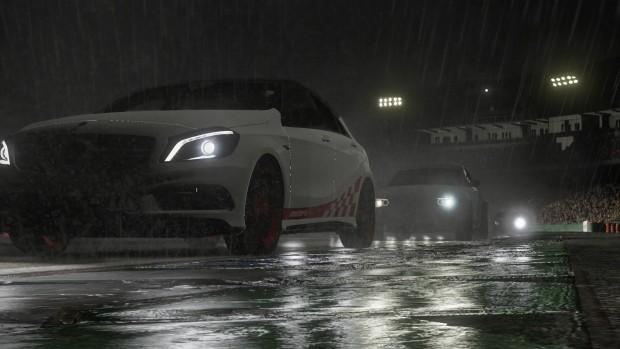 Regenrennen in Project Cars
