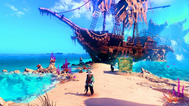 Trine 3 The Artifacts of Power (Screenshot: Golem.de)