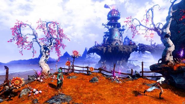 Trine 3 The Artifacts of Power (Screenshot: Golem.de)