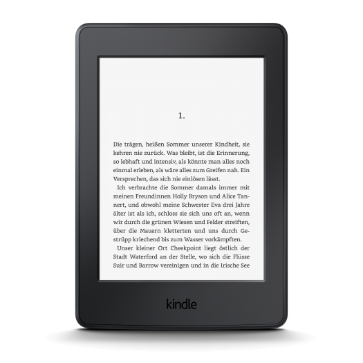 Kindle Paperwhite (Bild: Amazon)