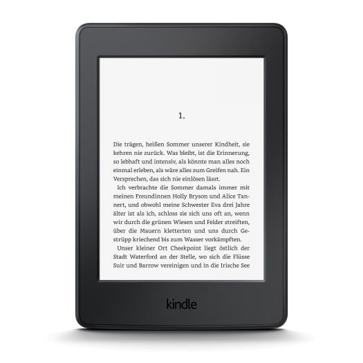 Kindle Paperwhite 3 (Bild: Amazon)
