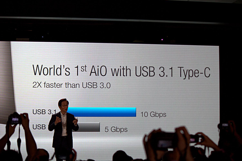 Zen Z240IC und Z220IC: Asus' All-in-One-PC nutzt USB Typ C und Intels Tiefenkamera -