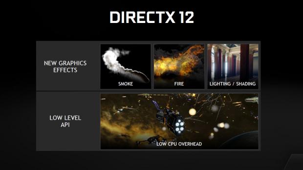 DX12 und D3D12 bieten neue Möglichkeiten. (Bild: Nvidia)