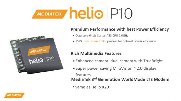 Helio P10 (Bild: Mediatek)