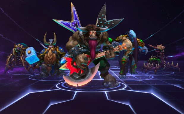 Heroes of the Storm (Screenshot: Blizzard)