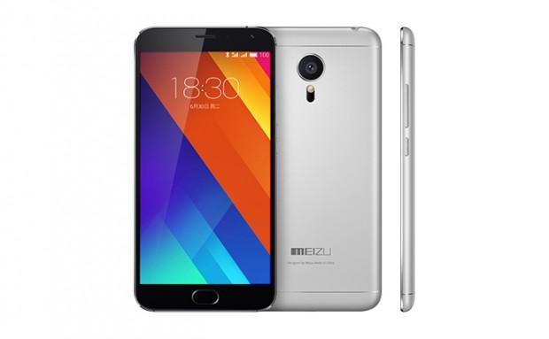 Das neue MX5 von Meizu (Bild: Meizu)