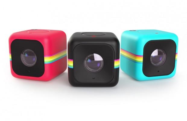 Polaroid Cube+ (Bild: Polaroid)