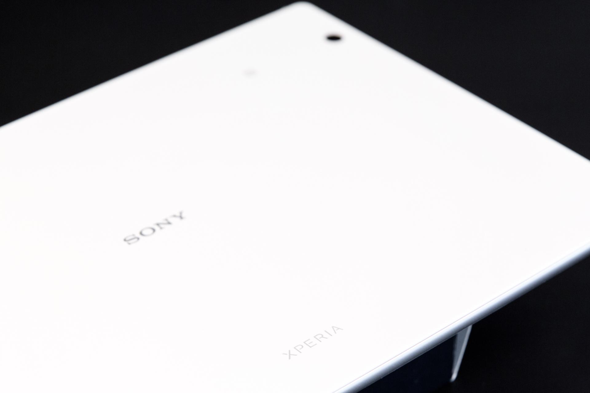 Xperia Z4 Tablet im Test: Dünn, leicht und heiß - Das neue Xperia Z4 Tablet von Sony (Bild: Martin Wolf/Golem.de)