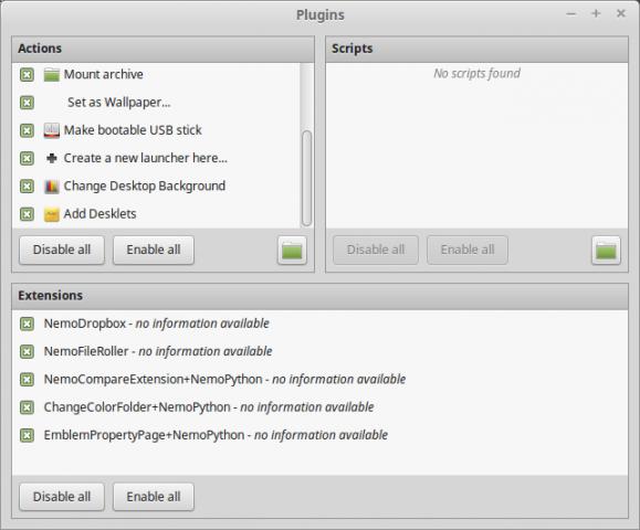Cinnamon 2.6 (Bild: Linux Mint)