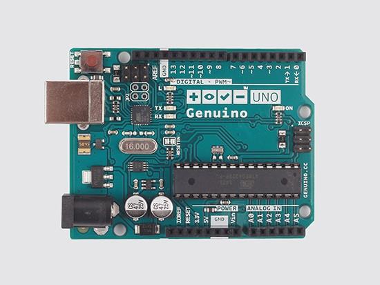 Genuino Uno (Foto: Arduino.cc)