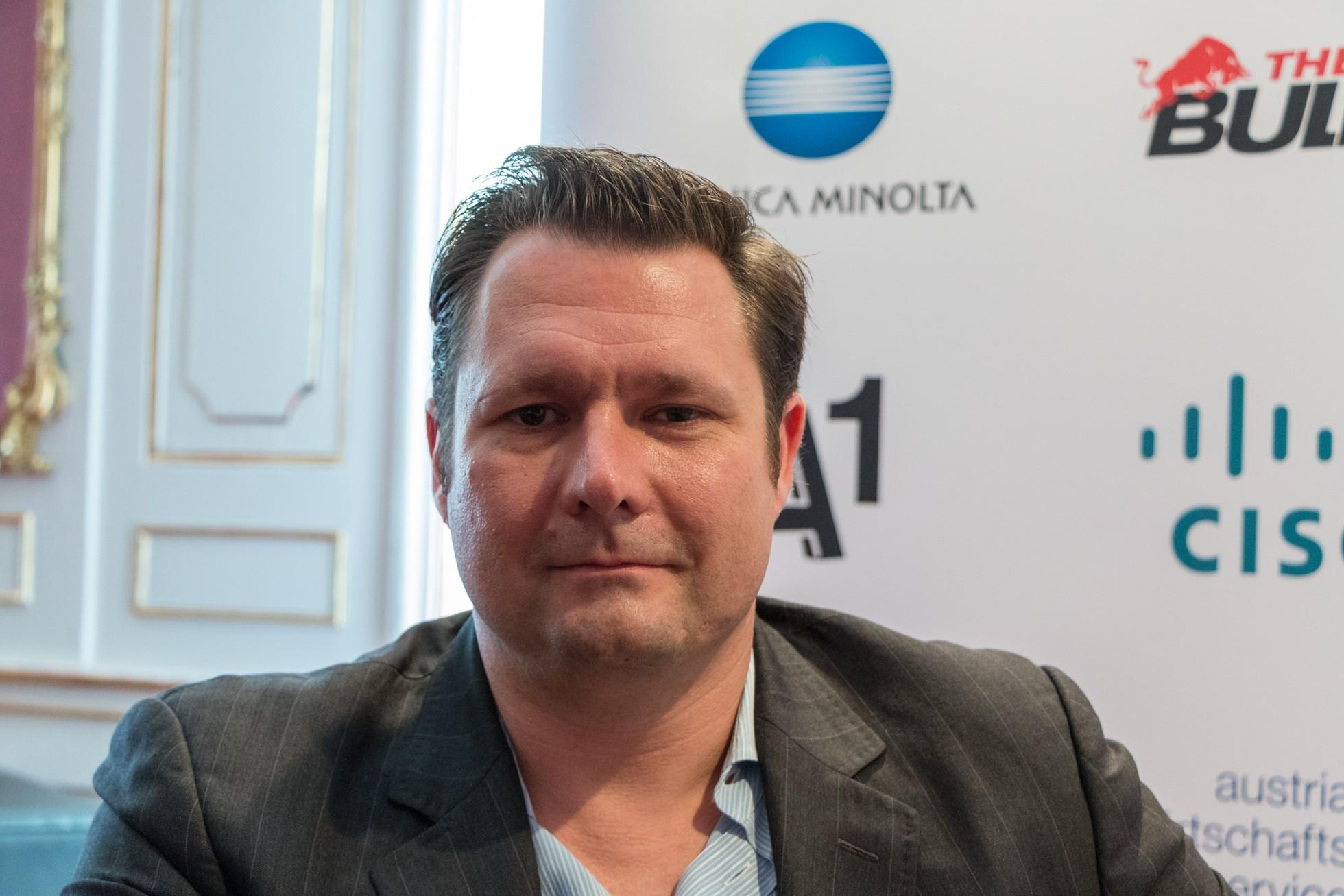 Hyperloop: Wo gehst du heute Abend essen? - Dirk Ahlborn, Chef von HTT (Foto: Werner Pluta/Golem.de)