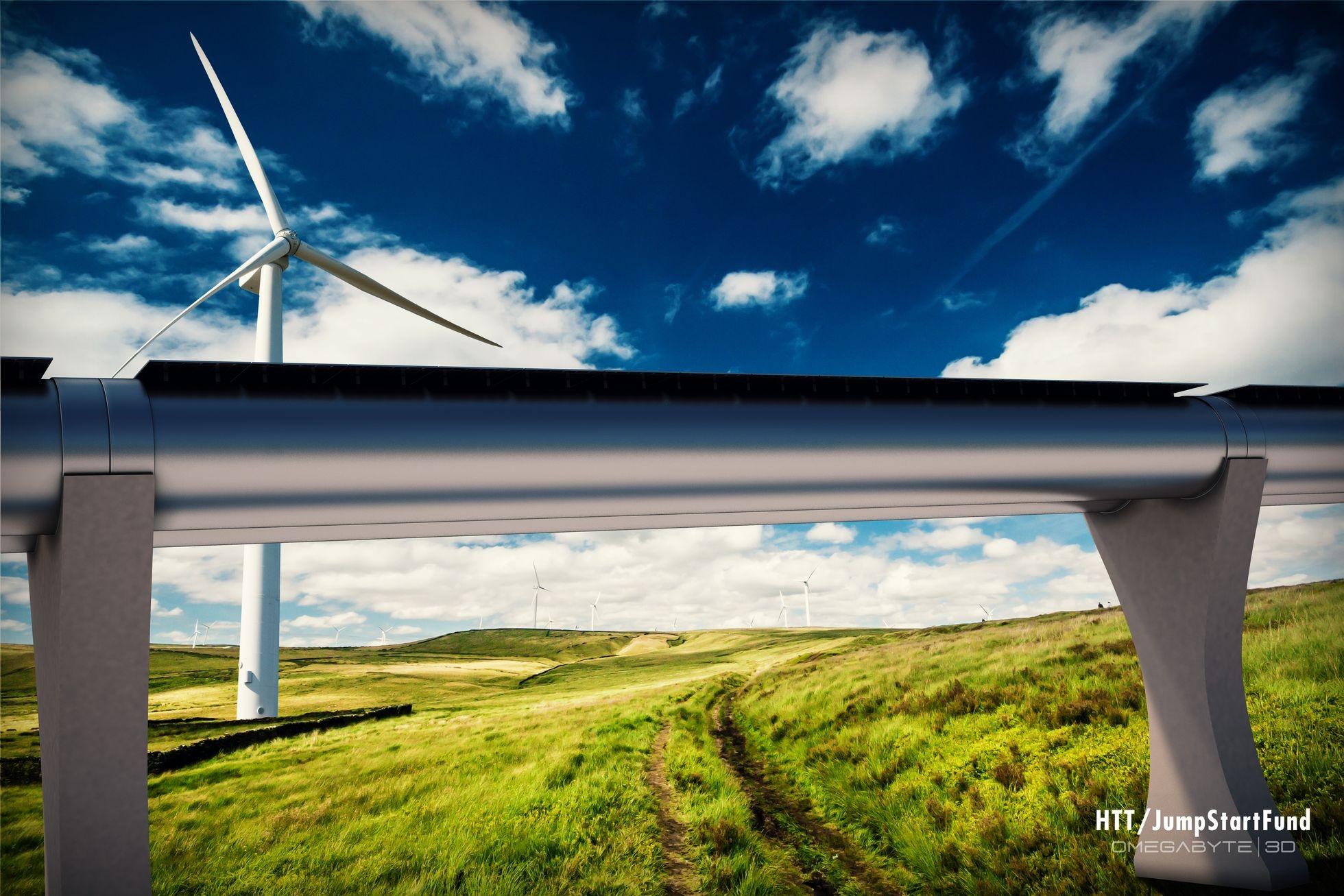 Hyperloop: Wo gehst du heute Abend essen? -