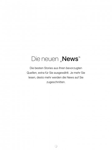 Apple News App (Bild: Apple/Screenshot: Golem.de)