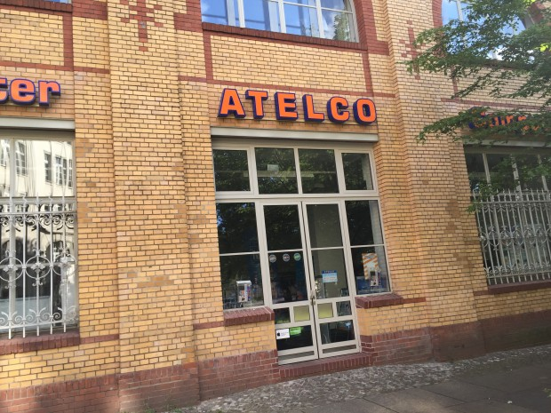 Atelco-Filiale in Berlin-Wedding (Foto: Marc Sauter/Golem.de)