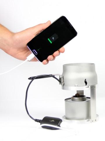 Candle Charger (Bild: Kickstarter)
