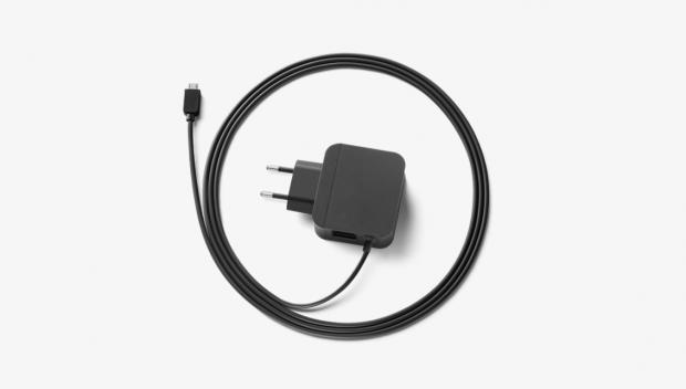 Ethernet-Adapter für Googles Chromecast (Bild: Google)