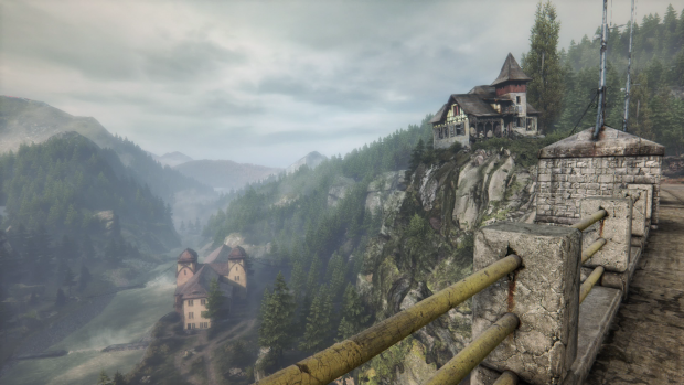 The Vanishing of Ethan Carter auf der Playstation 4 (Screenshot: Golem.de)