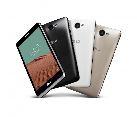 Das neue LG Bello II (Bild: LG)