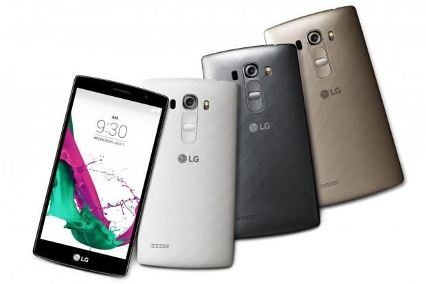 Das neue G4s von LG (Bild: LG)